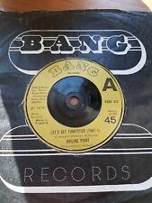 "BOILING POINT Let's Get Funktified 1978 7"" Vinyl"