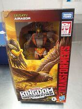 New listing Transformers kingdom Airazor Beast Wars new htf