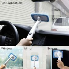 Car Wash Soft Brush Water Spray Cleaning Foam Bottle Tool Set Cleaning Bonnets