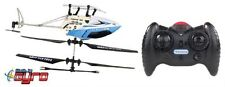 World Tech Toys Gyro InvertX 3.5CH Electric RTF Upside Down Flying RC Helicopter