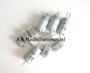 10 Stück Modellbau Motoren  ,verschiedener Bauformen,(32)