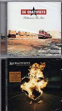 36 Crazyfists - Rest Inside The Flames + Bitterness The Star   -2xCD-   NEU&OVP