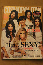 Cosmopolitan 12/2015 Kardashian Family - Polish Magazin