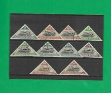 """MOZAMBIQUE STAMPS, """"AIR MAIL """" USED  1935"""