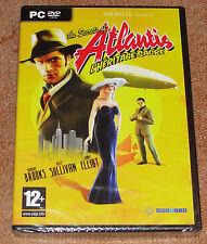 The Secrets Of Atlantis - l'héritage sacré Jeu PC Neuf sous blister VF