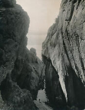 CALANQUE DE SORMIOU c. 1930 - La Galère  Bouches-du-Rhône - DIV8614