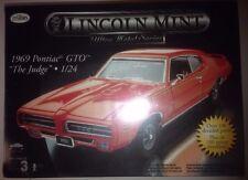 "Testors Lincoln Mint Ultra Metal Series 1969 Pontiac GTO ""The Judge"" 1:24-Scale"