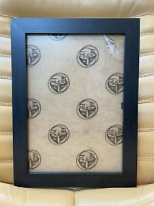 BLACK Picture Frames Poster Photo Frame  A4