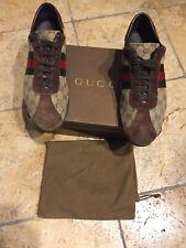 Gucci sneakers Uomo 10 1/2 (tabella Gucci), Usate poco.Originali. occasione