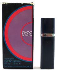 (prezzo base 932,00 €/100ml) Pierre Cardin CHOC DE CARDIN 7,5ml Eau de Parfum