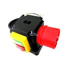 Drehstrom-Schalter SSK850; 4kW; + Bremse; Unterspannungsauslöser für Kreissäge