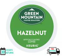 Green Mountain Hazelnut Keurig Coffee K-cups YOU PICK THE SIZE