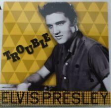 ELVIS PRESLEY TROUBLE LP.33 GIRI 180 GR EDITORIALE NUOVO SIGILLATO