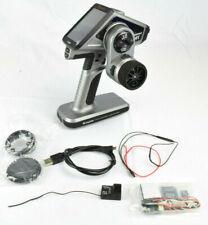Graupner X-8E 4ch 2.4Ghz HoTT Radio System W/ Receiver & Case S1008.H
