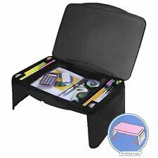 Folding Lap Desk, laptop desk, Breakfast Table, Bed Table, Serving Tray - The la