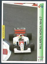 "PMC-AYRTON SENNA ""MAGIC SENNA"" F1- #135-McLAREN HONDA Mp4/7-MAGNY-COURS-FRANCE"