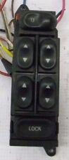 Ford 97-02 Escort Master Driver Power Window Switch w/Window Lock/Door Lock OEM