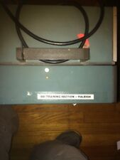 Bell & Howell 16mm Filmsound Projector Won At Government Auction Works Great
