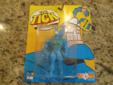 The Tick Bounding Tick Vintage Figure on Card Free Shipping