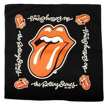 The Rolling Stones Zunge Tongue Bandana Kopftuch