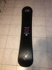 Glissade Snowboards CRAP 154 Wide. RARE!
