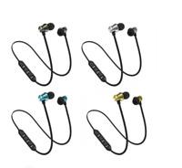 Ecouteurs  Bluetooth 4.2 Casque Magnétique Sans Fil Sport Headphone Stereo