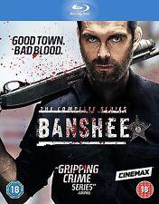 Banshee – The Complete Series (Seasons 1-4) Blu-ray Action Crime Drama