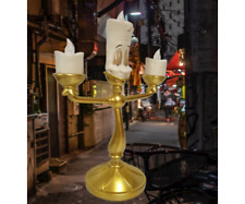 3d Lumiere Candle Stick Light Up Light Disney Beauty & Beast Bedroom Lamp