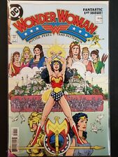 Wonder Woman #1 Dc 1987 Facsimile Edition Nm Comics Book