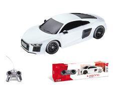 Voitures télécommandées Audi R8 Radio commandée RC rouge grise ou blanche 1/24e