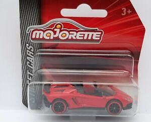 Majorette Street Cars. Lamborghini Aventador Roadster Sv New IN Blister Packs