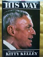 "SINATRA ""HIS WAY""  BIOGRAPHY  HARDBACK"