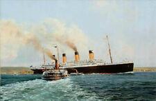 Titanic by Robert Taylor RMS
