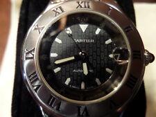 Cartier Autoscaph #2427 Automatic Wrist watch