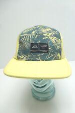 OAKLEY Men's Cap *Blue/Bright Yellow/Black White Adjustable Fit * New