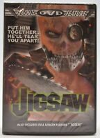 Jigsaw Double Feature DVD - Brand New