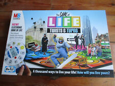 Game of Life ElectronicTwists & Turns Board Game Complete MB Games Exc condition