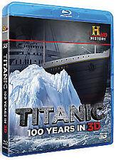 Fascinating Documentary - TITANIC 100 YEARS IN 3D Blu-ray Titanic Sinking