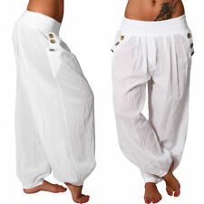Pantalones de mujer 100% algodón talla 38