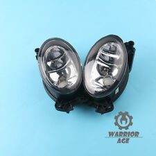 Left + Right Front Fog Light Lamp No Bulb Included For Mercedes W204 W211 07-12