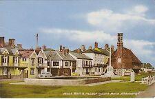 Moot Hall & Model Yacht Pond, ALDEBURGH, Suffolk
