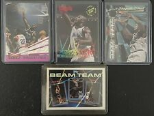 New listing Shaquille O'Neal Beam Team Lot