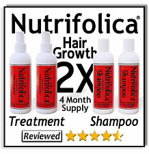 Hair Loss Shampoo and Hair Growth Treatment (the best regrowth product on ebay)