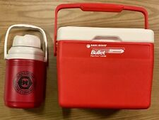 Igloo Food Cooler and Coleman Beverage Cooler Combo Pack