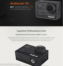 "ThiEYE WiFi 4K 30fps Action Camera 2"" TFT LCD Screen 170° 12MP Time-Lapse Videos"