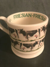 Emma Bridgewater Small Mug Friesian Cow, Babymug, Discontinued.