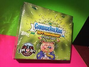 Garbage Pail Kids Sealed Non Sport Trading Card Packs For Sale Ebay