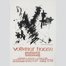 Volkmar Haase: Märkisches Museum in Witten, 1959. Signiert und nummeriert,