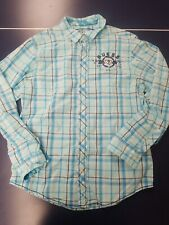 Guess Los Angeles Kids Size Large 16/18 Long Sleeve Button Down Shirt