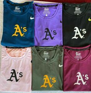 Nike Pro Combat Oakland Athletics Performance T-Shirt S,M,L,XL
